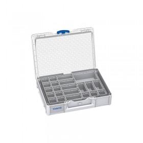 Systainer³ Organizer M 89 avec 22 boîtes gris clair