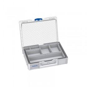 Systainer³ Organizer M 89 avec 6 boîtes gris clair
