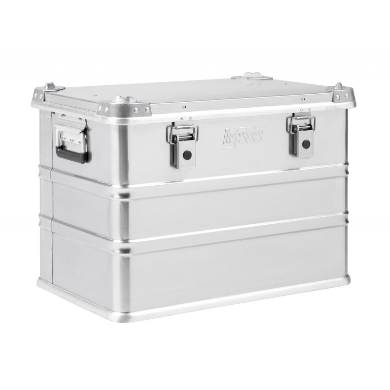 Defender KA64-005 strong and durably constructed aluminium box