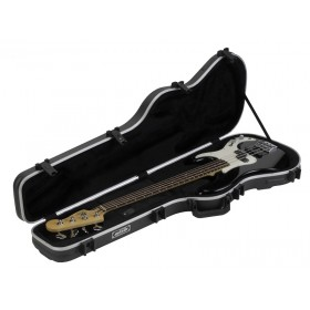 SKB Shaped Standard Bass Case