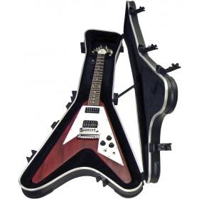 SKB Flying V® Hardshell Guitar Case