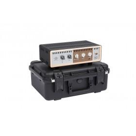 SKB iSeries Universal Audio OX Amp Top Box Case