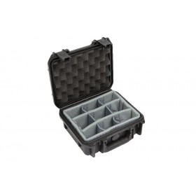 SKB iSeries 0907-4 Case w/Think Tank Designed Dividers