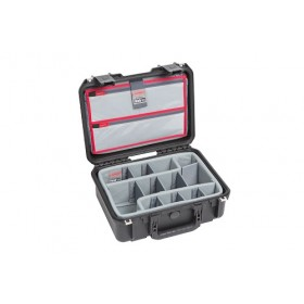 SKB iSeries 1510-6 Case w/Think Tank Designed Photo Dividers
