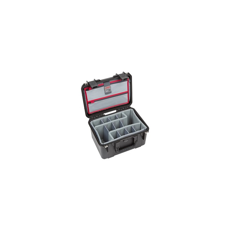 SKB iSeries 1510-9 Case w/Think Tank Designed Photo Dividers