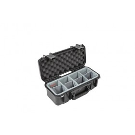SKB iSeries 1706-6 Case w/Think Tank Designed Photo Dividers