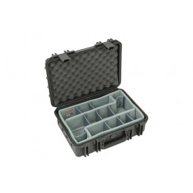 SKB iSeries 1711-6 Case w/Think Tank Designed Dividers