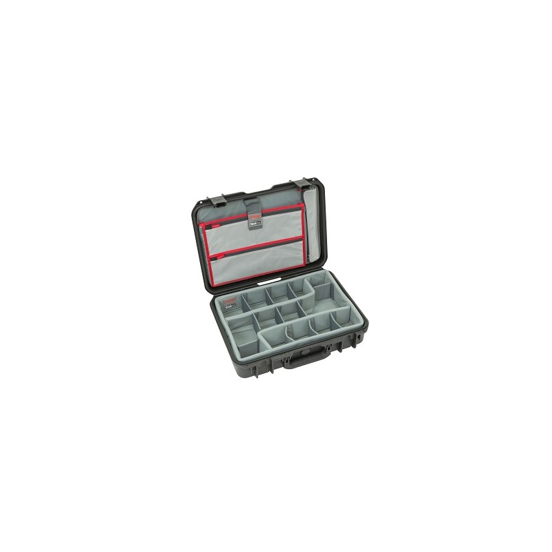 SKB iSeries 1813-5 Case w/Think Tank Designed Dividers