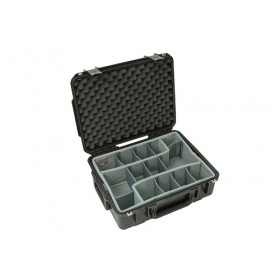 SKB iSeries 2015-7 Case w/Think Tank Designed Dividers