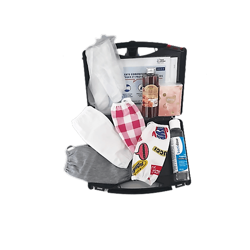 Kit sanitaire Family - Consommables | EISO SHOP
