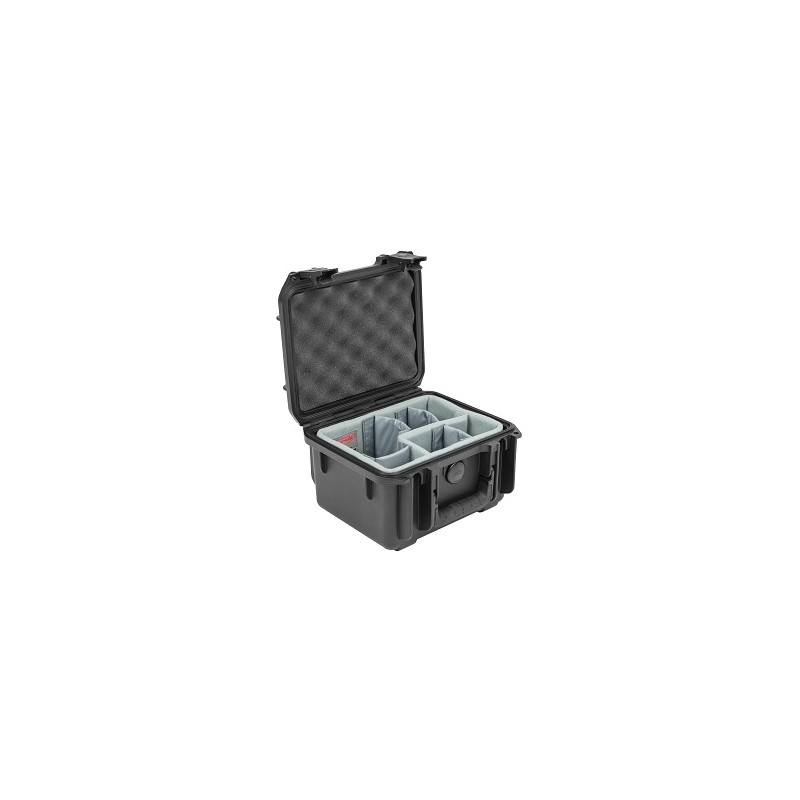 SKB iSeries 3i-0907-6 Case w/Think Tank Designed Dividers