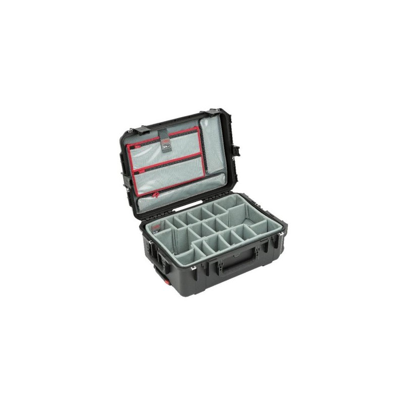 SKB iSeries 3i-2215-8 Case w/Think Tank Designed Photo Dividers