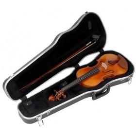"""SKB 4/4 Violin / 14"""" Viola Deluxe Case"""