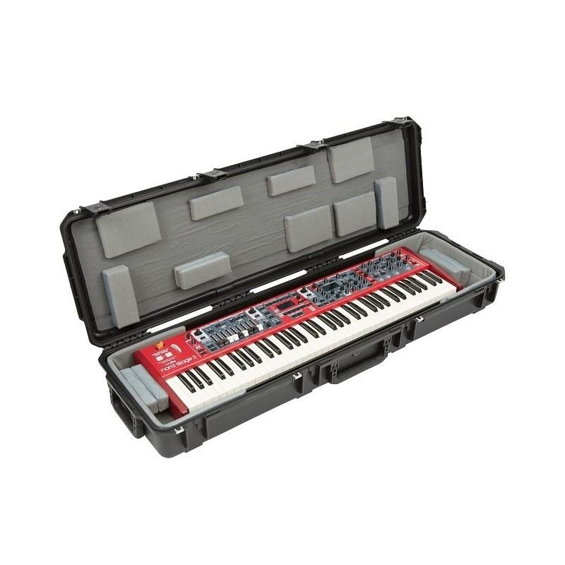 SKB iSeries 76-note Narrow Keyboard Case
