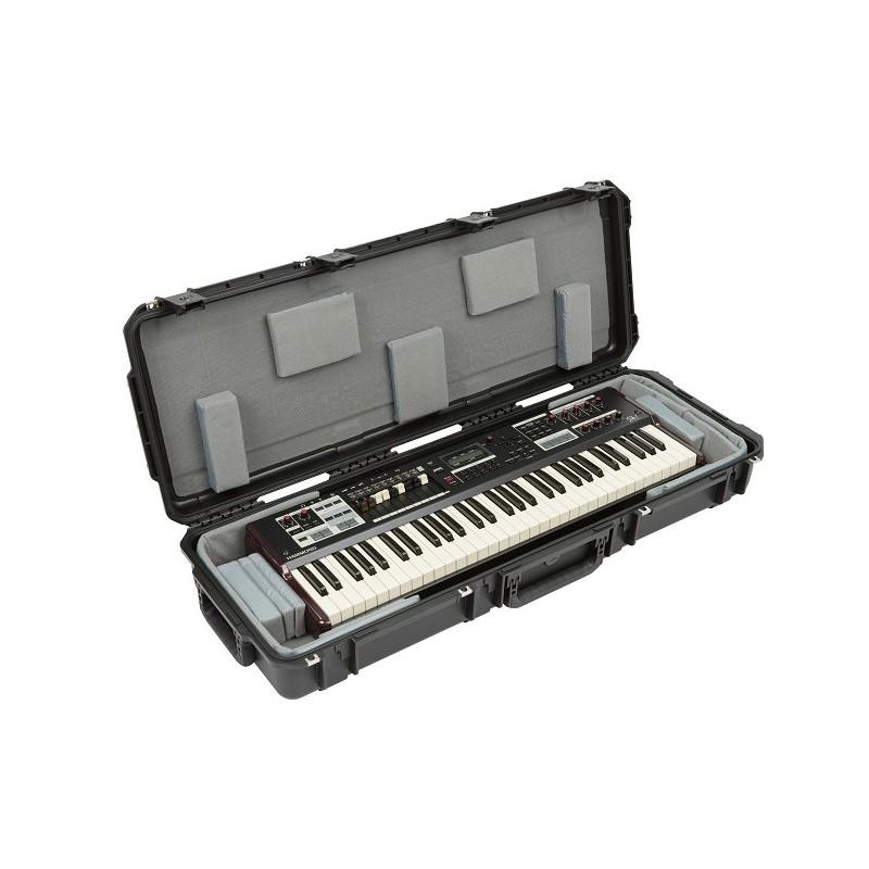 SKB iSeries 61-note Narrow Keyboard Case
