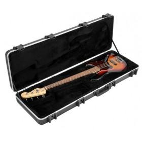SKB Etui Guitare Basse Style Jazz et Précision