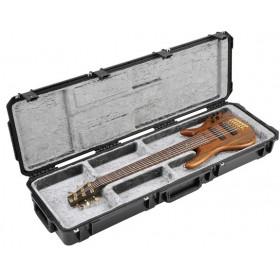 SKB iSeries Waterproof ATA Open Cavity Bass Case