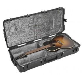 SKB iSeries Waterproof Acoustic Guitar Case