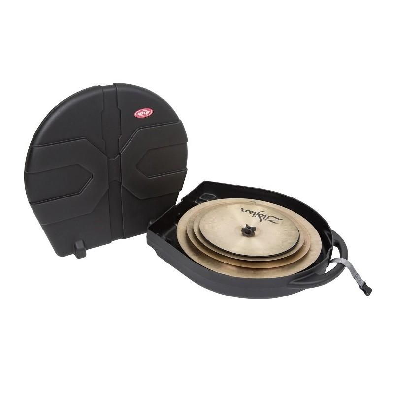 "SKB Etui à roulettes Cymbales 24"""