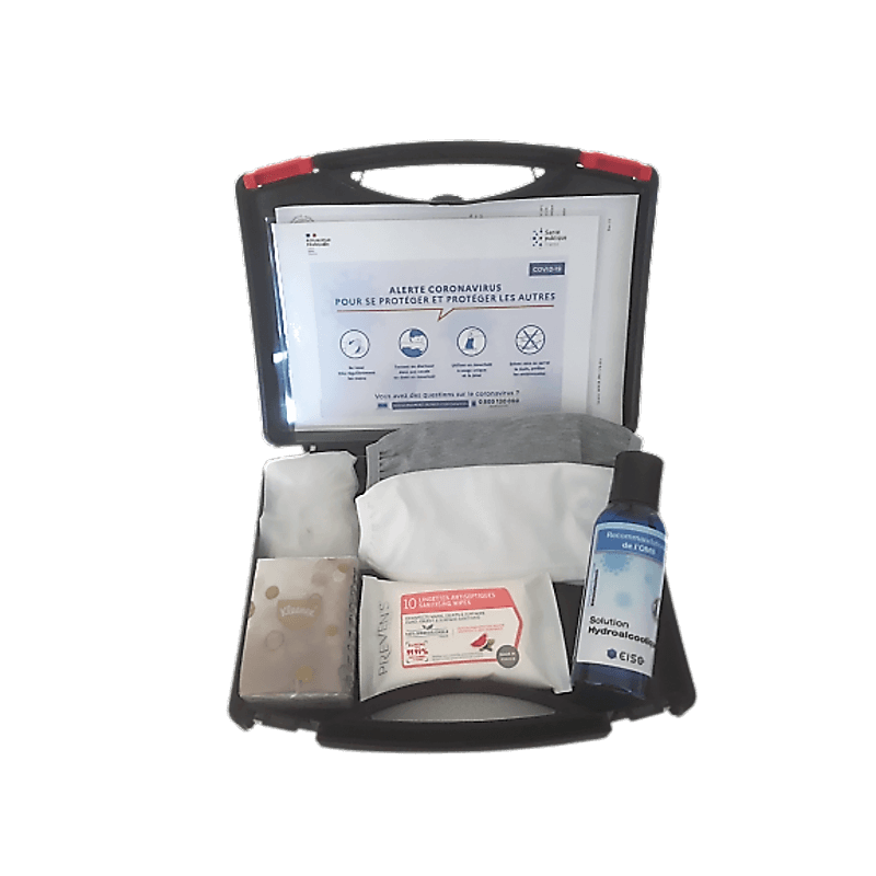 Kit sanitaire Ado/Adulte - Consommables | EISO SHOP