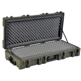 SKB R Series 4417-8 Waterproof Weapons Case (Military Green)