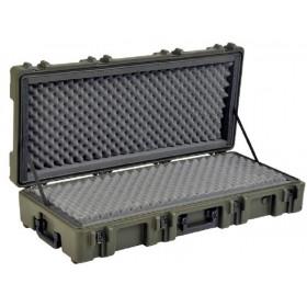 SKB R Series 4417-8 Waterproof Weapons Case (Military Green)
