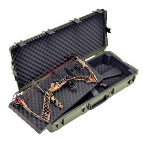 SKB Etui étanche à roulettes double compartiment ARC - Carabine