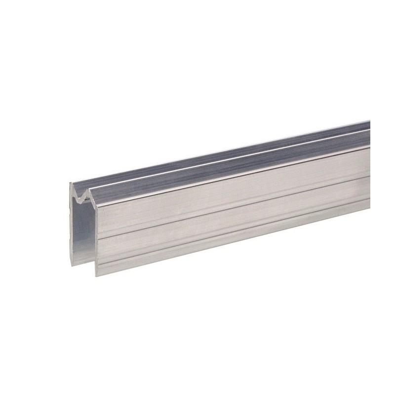 Profilé Hybride d'Emboîtement aluminium pour matériau 13 mm