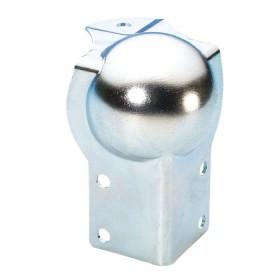 Coin Boule médium avec Passage de Profilé 30 mm avec Renfort d'Angle intégré 68 mm