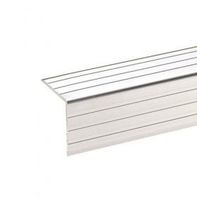 Profilé Cornière aluminium 30 x 30 mm