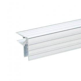 Profilé Casemaker aluminium pour matériau 9,5 mm