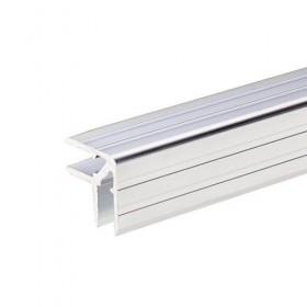 Profilé Casemaker aluminium pour matériau 7 mm