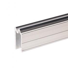 Profilé Hybride d'Emboîtement aluminium pour matériau 10 mm